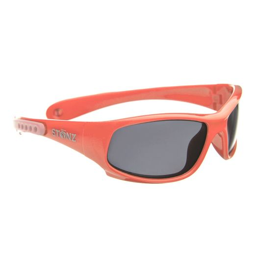 Sunnies - Glossy Coral/Haze Pink 0-2a