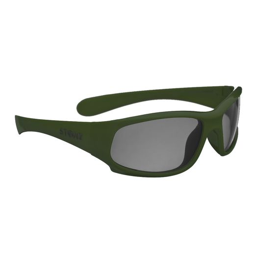 Sunnies - Glossy Forest Green 2-6a