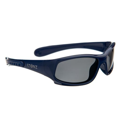 Sunnies - Glossy Navy/Haze Blue 0-2a