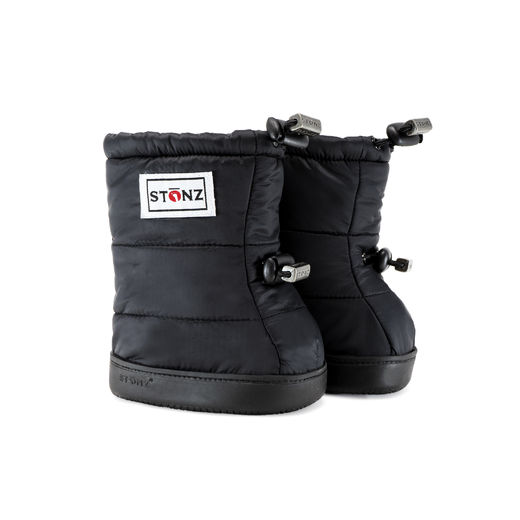 Puffer Booties PLUSfoam - Black